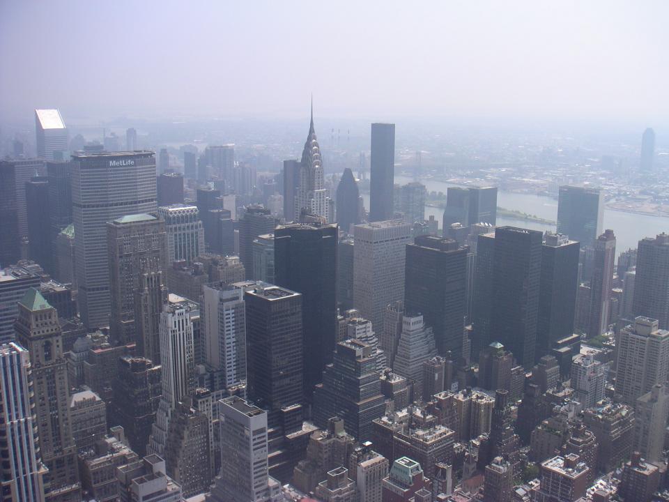 New York Reise vom 3. Oktober bis 7. Oktober 2013